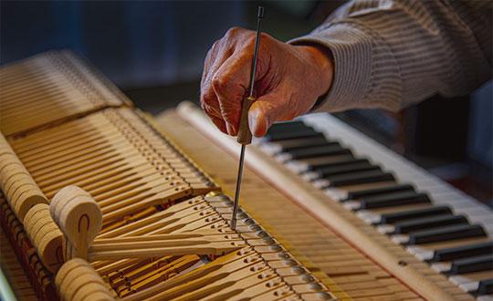 ピアノクリーニング 調律・修理 Cleaning/Tuning/Repair