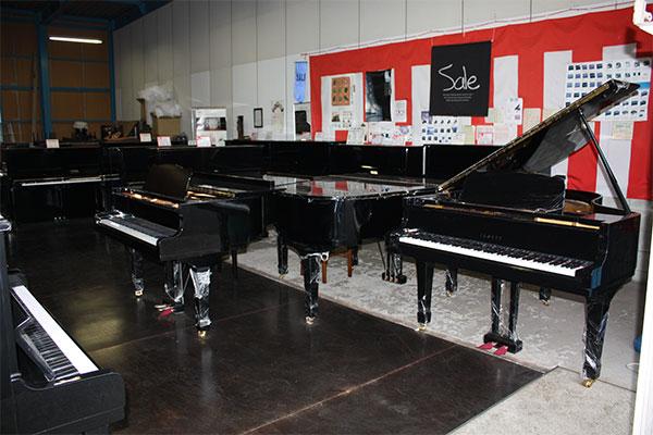再生ピアノの保証について